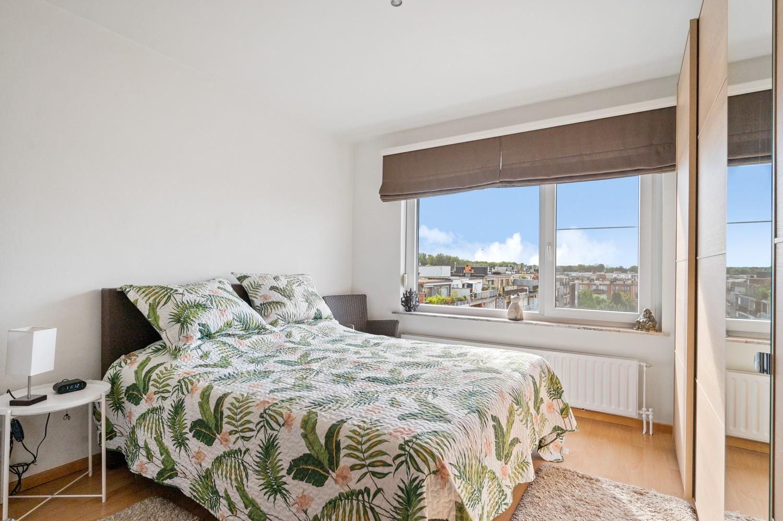 Mooi, lichtrijk dakappartement met 1 slaapkamer en ruim terras in Deurne afbeelding 17