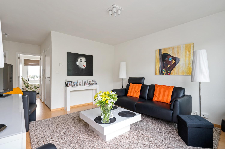 Mooi, lichtrijk dakappartement met 1 slaapkamer en ruim terras in Deurne afbeelding 3