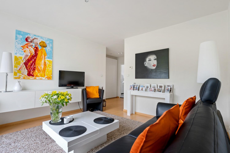 Mooi, lichtrijk dakappartement met 1 slaapkamer en ruim terras in Deurne afbeelding 4
