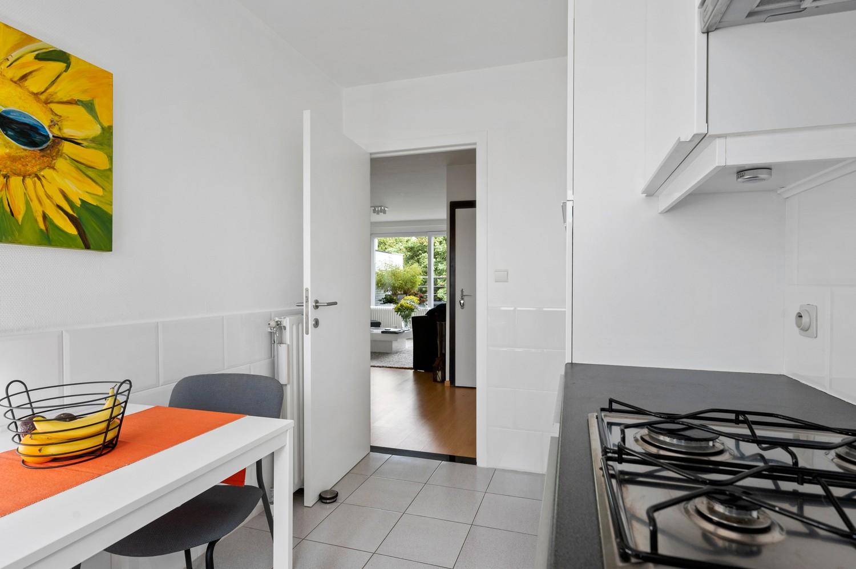 Mooi, lichtrijk dakappartement met 1 slaapkamer en ruim terras in Deurne afbeelding 12