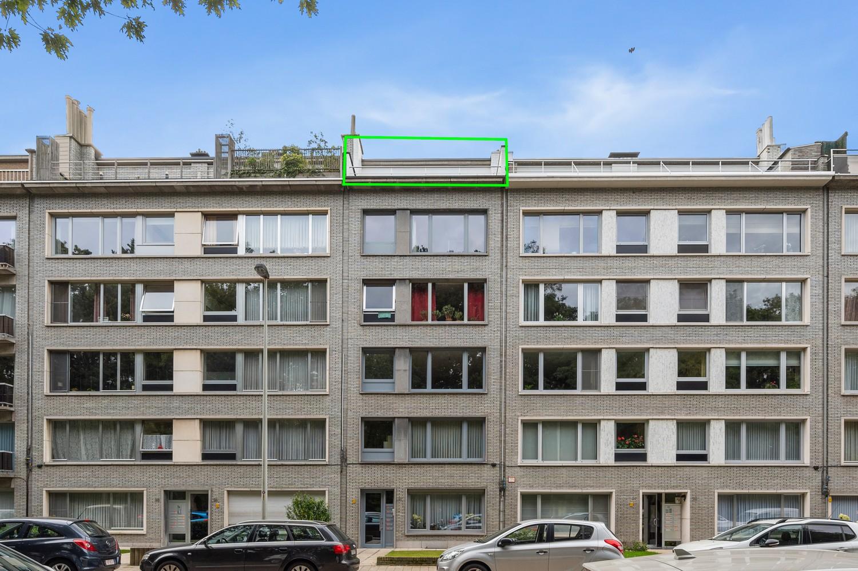Mooi, lichtrijk dakappartement met 1 slaapkamer en ruim terras in Deurne afbeelding 18