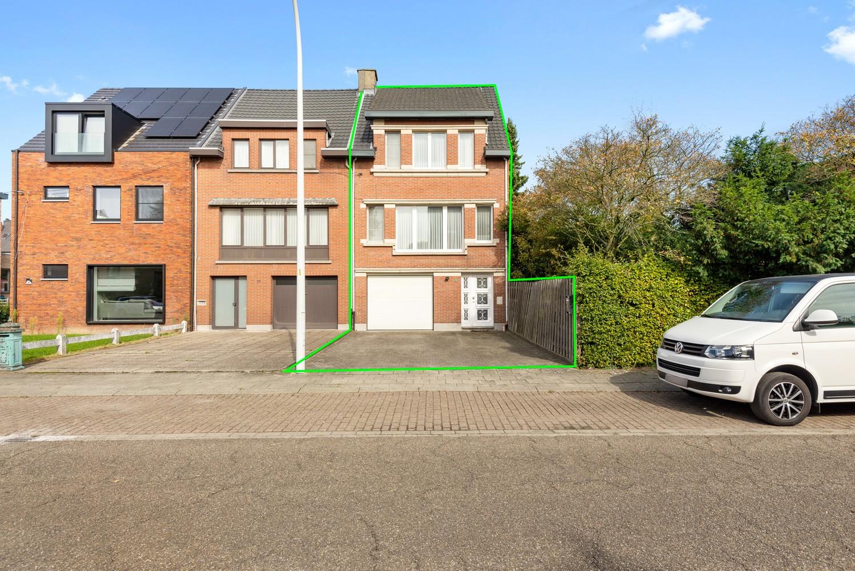 Verrassend ruime bel-étage met 3 slaapkamers & tuin in Borsbeek afbeelding 1