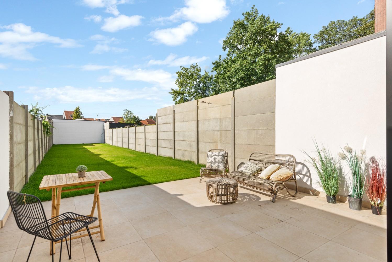 Smaakvol gerenoveerde woning met 3 ruime slaapkamers & mooie tuin in Kapellen afbeelding 25