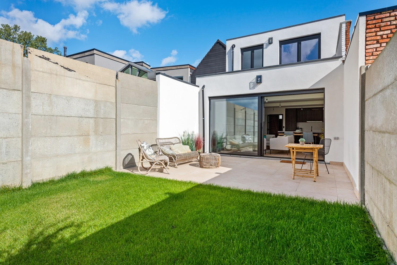 Smaakvol gerenoveerde woning met 3 ruime slaapkamers & mooie tuin in Kapellen afbeelding 26