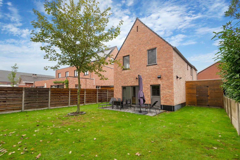 Riante woning met 3 slaapkamers & mooie tuin op een rustige, groene locatie te Pulle afbeelding 24