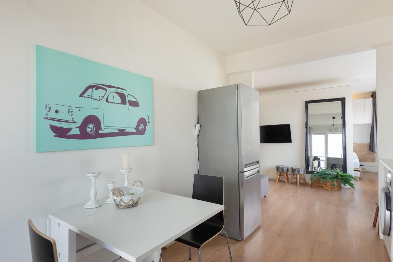 Leuk één-slaapkamerappartement met indrukwekkend uitzicht over Antwerpen! afbeelding 5