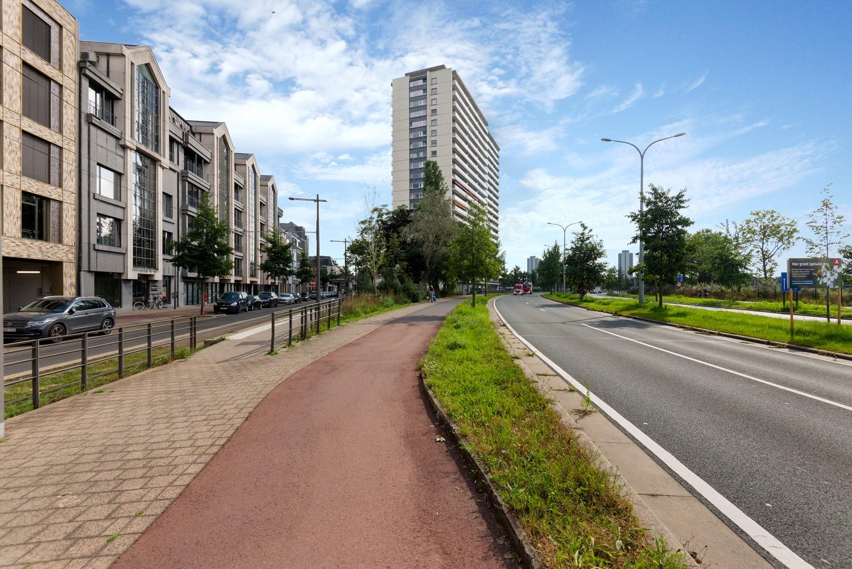 Leuk één-slaapkamerappartement met indrukwekkend uitzicht over Antwerpen! afbeelding 15