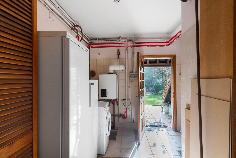 Bel-étage woning met twee ruime slaapkamers en zuidoostelijk georiënteerde tuin te Wijnegem! afbeelding 14