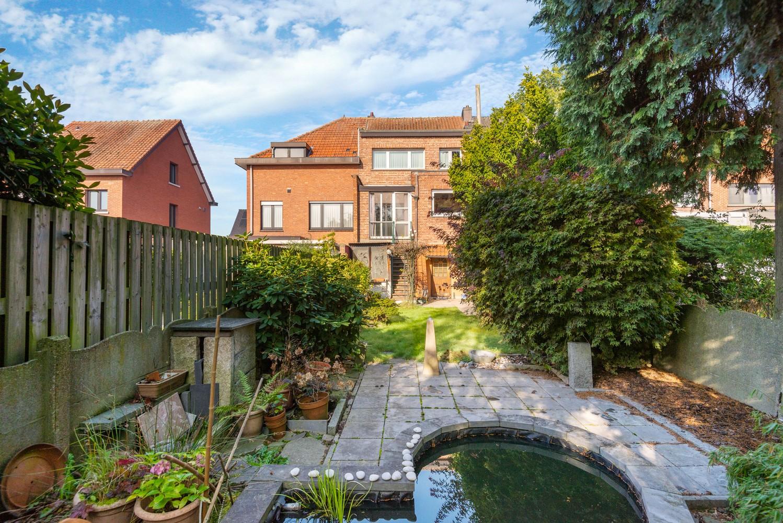 Bel-étage woning met twee ruime slaapkamers en zuidoostelijk georiënteerde tuin te Wijnegem! afbeelding 16