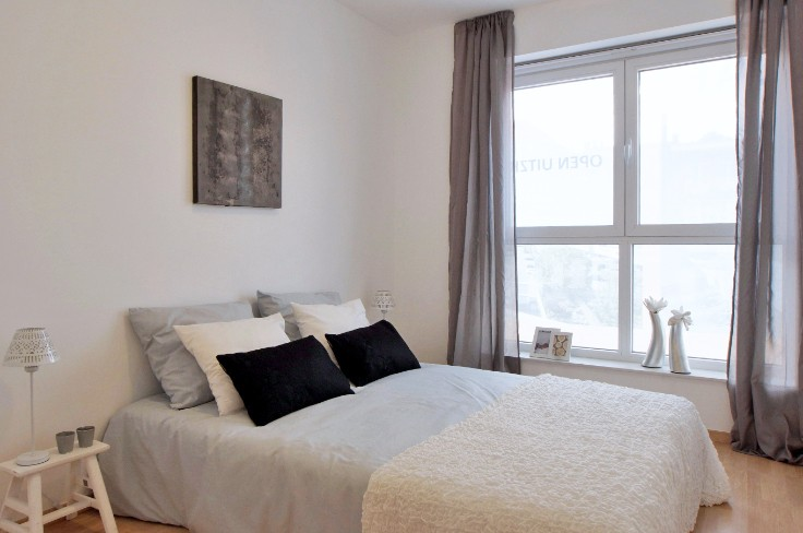 Recent en modern appartement met twee slaapkamers en terras te Deurne! afbeelding 6