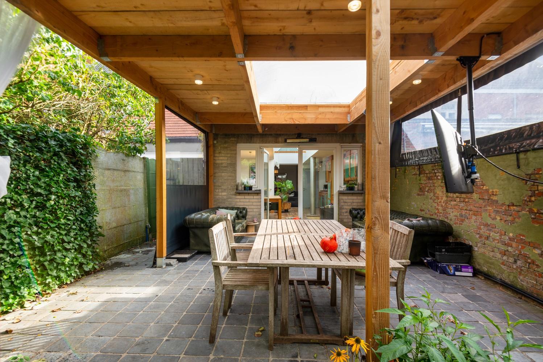 Leuke eengezinswoning met 3 ruime slaapkamers en zonnige tuin in Brasschaat! afbeelding 36